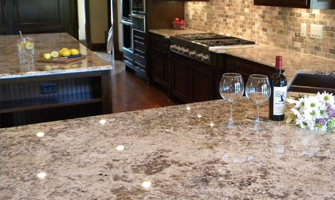 granite countertops in WIlkes-Barre
