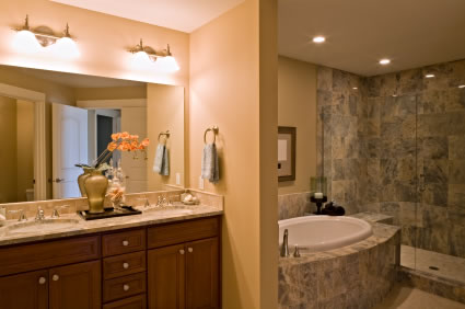 Bathroom remodeling ideas cabinetry stone depot How to remodel a bathroom
