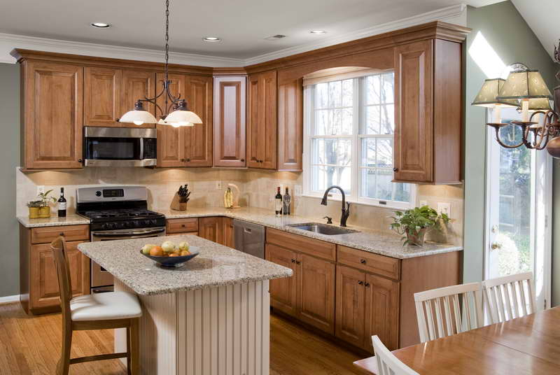 What will kitchen remodels look like in 2016 cabinetry for Small kitchen redesign